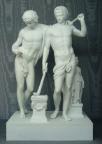 Kastor i Poluks blizanci
