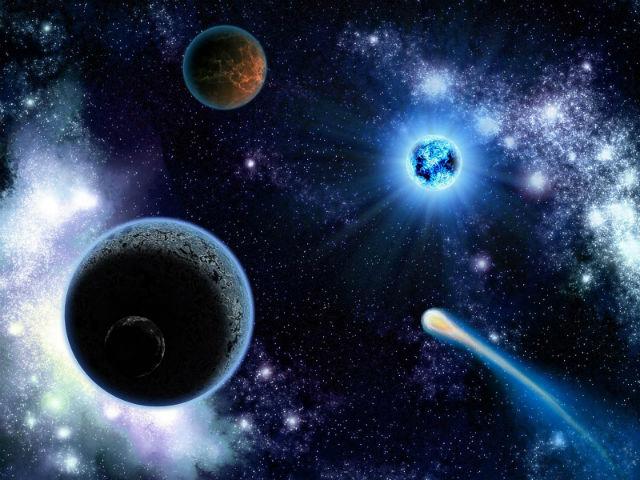 kosmos - planete